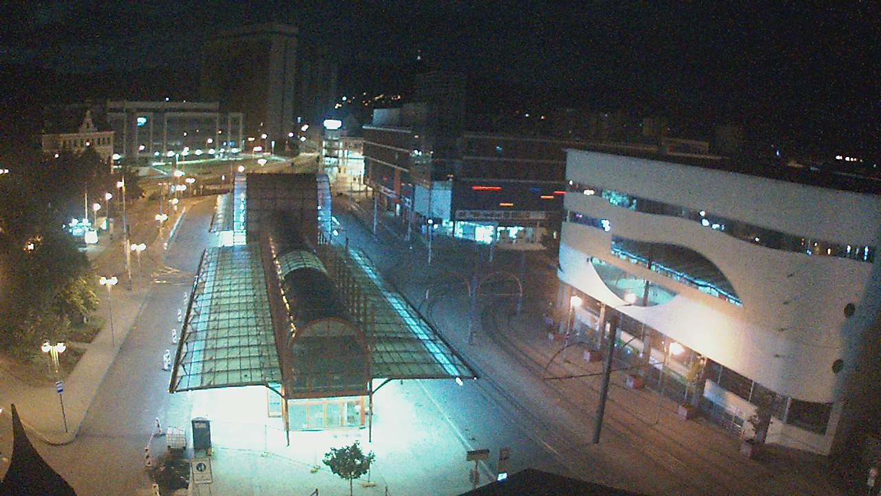 webkamera Liberec